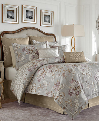 Closeout Croscill Victoria Comforter Sets Bedding
