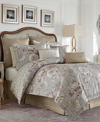 Croscill Victoria Comforter Sets Bedding Collections