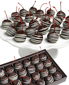 Chocolate Covered Company 24-pc. Chocolate Covered Cherries