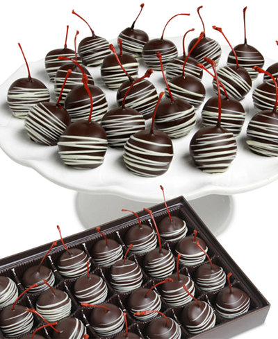 Golden Edibles 24-pc. Chocolate Covered Cherries