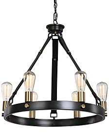Marlow 6 Light Chandelier
