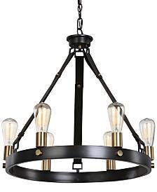 Uttermost Marlow 6 Light Chandelier
