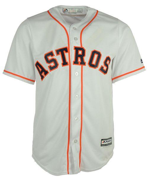 online retailer 2db15 35818 Men's Carlos Correa Houston Astros Replica Jersey