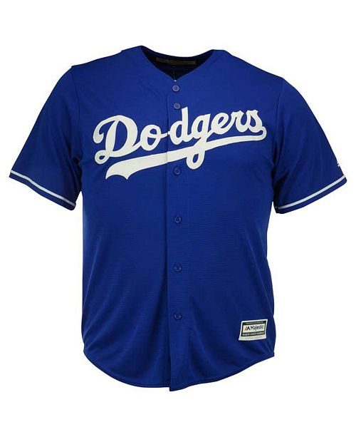sports shoes 11c72 1f7f2 Men's Los Angeles Dodgers Replica Cool Base Jersey