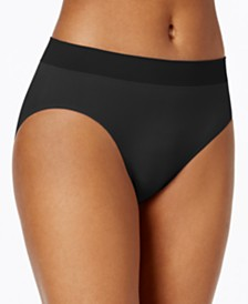 Jockey Modern Micro Seamfree Hi Cut Underwear 2042
