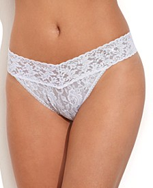 I Do Original Rise Thong 6511