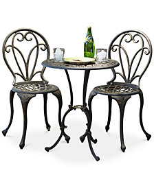 Atlantis Bistro Set, Quick Ship