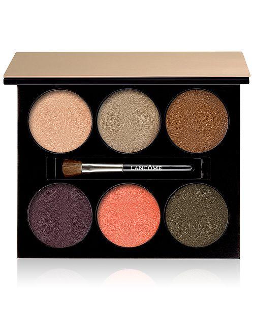 Lancome Summer 2016 Color Design Eyeshadow 6-Pan Palette