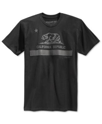 Men's Clothing in California