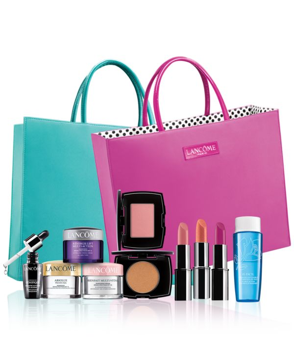 lancom beauty gifts with purchase