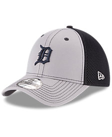 New Era Detroit Tigers Team Front Neo 39THIRTY Cap