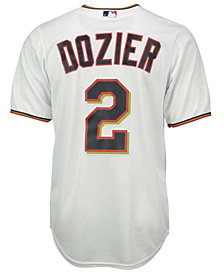 Majestic Men's Brian Dozier Minnesota Twins Replica Jersey