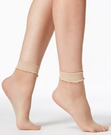 Berkshire Sheer Anklet Socks 6753