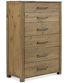 CLOSEOUT! Abilene 6 Drawer Chest, Created for Macy's