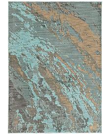 "Oriental Weavers Sedona 6367A 7'10"" x 10'10"" Area Rug"