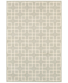 "Oriental Weavers Ellerson Crosswalk 6'7"" x 9'6"" Area Rug"