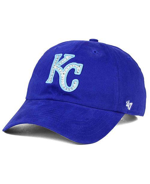 '47 Brand Kansas City Royals Gemstone Clean Up Cap