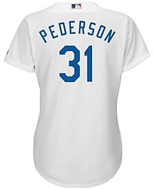 Women's Joc Pederson Los Angeles Dodgers Cool Base Jersey