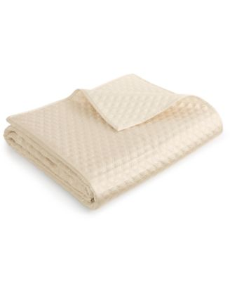 Dimensions Champagne Full/Queen Coverlet, Created for Macy's
