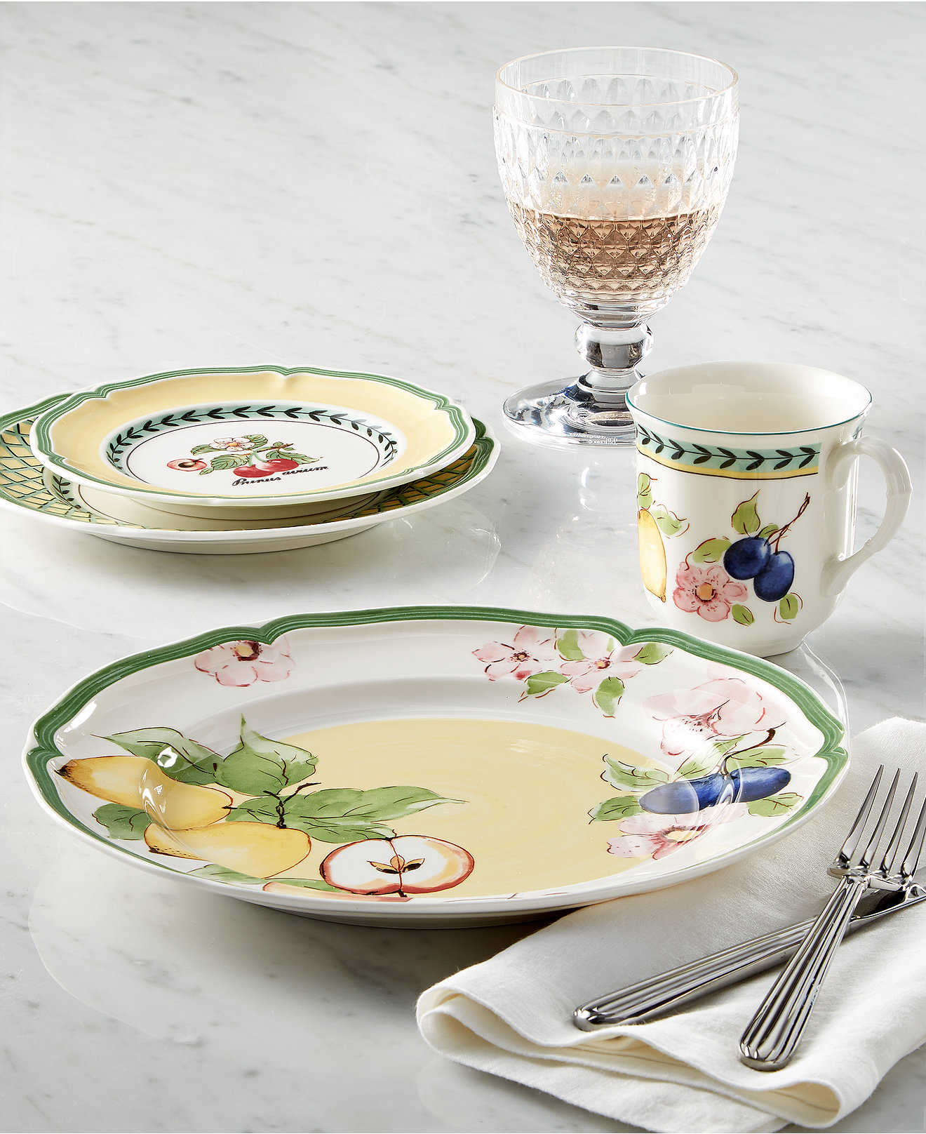 Villeroy and boch french garden garden ftempo for Villeroy boch french garden