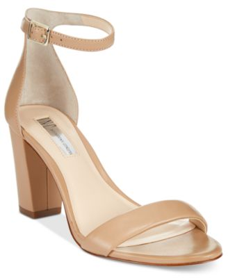 Image of INC International Concepts Kivah Block-Heel Dress Sandals, Only at Macy's