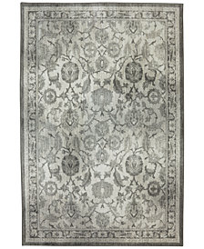 Karastan Euphoria New Ross Ash Grey Area Rugs