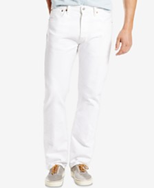 Levi's Men's 501 Original Fit Non-Stretch Jeans