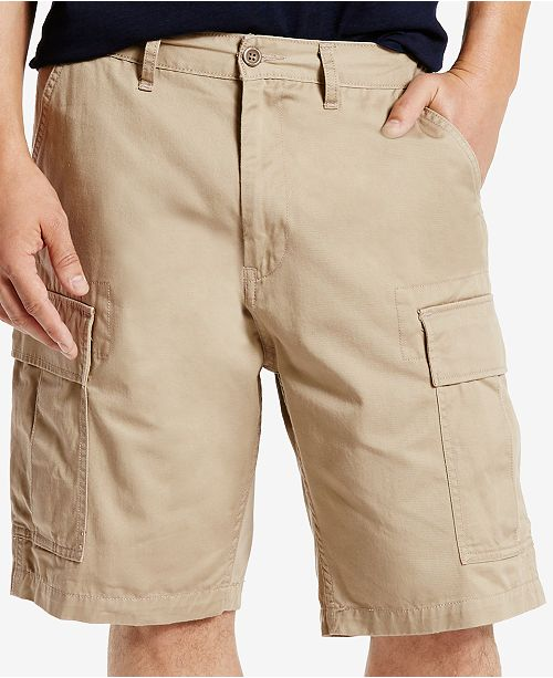 8a0998896f Levi's Men's Big and Tall Carrier Cargo Shorts & Reviews - Shorts ...