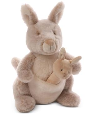 Gund Oh So Soft Kangaroo Stuffed Toy