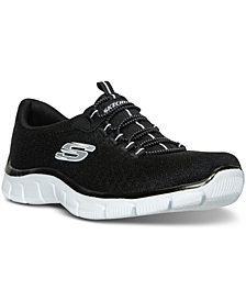 Skechers Women's Relaxed Fit: Empire - Ocean View Walking Sneakers from Finish Line