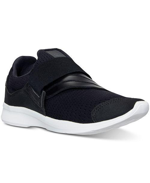 adidas Women's Lite Slip-On Running Sneakers from Finish Line