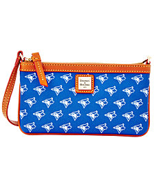 Dooney & Bourke Toronto Blue Jays Large Slim Wristlet
