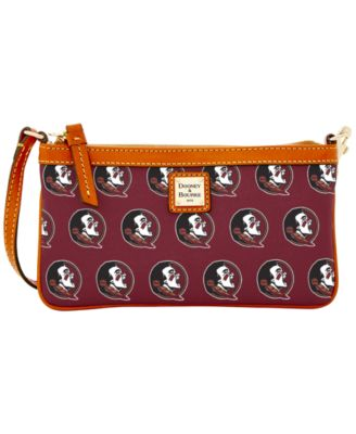 Florida State Seminoles Large Slim Wristlet