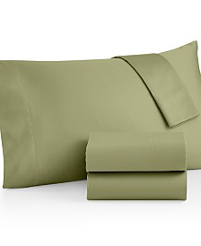 Westport Open Stock Extra Deep Pocket California King Fitted Sheet, 600 Thread Count 100% Cotton