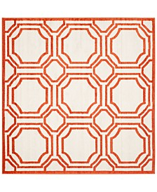Safavieh Amherst Indoor/Outdoor AMT411B 7' x 7' Square Area Rug