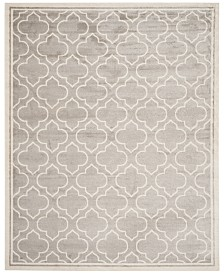 Safavieh Amherst Indoor/Outdoor AMT412B Light Grey/Ivory Area Rugs