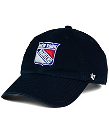 New York Rangers NHL Clean-Up Cap