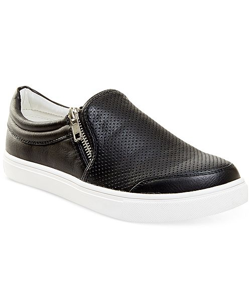 c7246b689a7 Steve Madden Women's Ellias Slip-On Sneakers & Reviews - Athletic ...