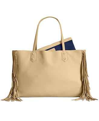 Sam Edelman Payton Bag In Bag Fringe Tote Handbags