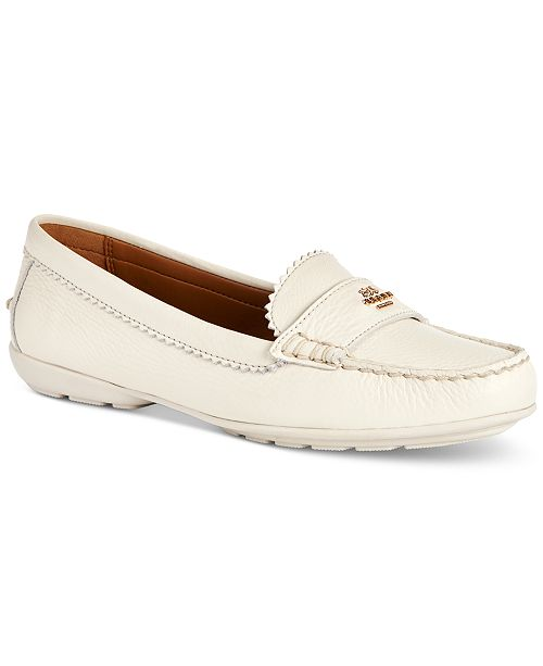 4c821718b9f COACH Woman s Odette Casual Loafers   Reviews - Flats - Shoes - Macy s
