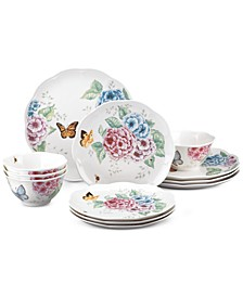 Butterfly Meadow Hydrangea Dinnerware Collection