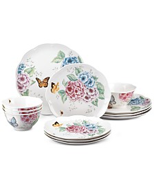 Lenox Butterfly Meadow Hydrangea Dinnerware Collection