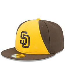 New Era San Diego Padres Authentic Collection 59FIFTY Fitted Cap