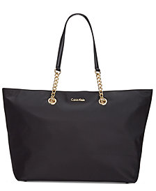 Calvin Klein Florence Top-Zip Tote
