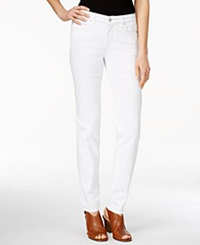 Curvy-Fit Skinny Fashion Jeans, Created for Macy's