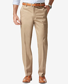 Dockers Men's Stretch Straight Fit Signature Khaki Pants D2