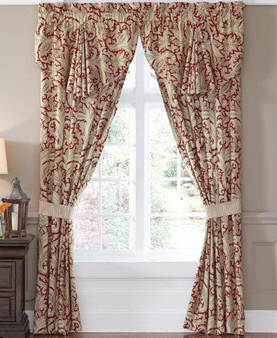 Croscill Leela Window Collection