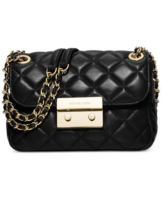 MICHAEL Michael Kors Sloan Small Chain-Strap Shoulder Bag ...