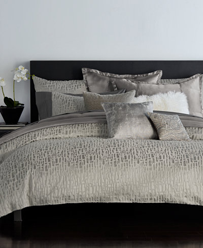 Donna Karan Home Fuse King Duvet Cover Bedding