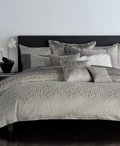 Donna Karan Home Fuse King Duvet Cover Bedding